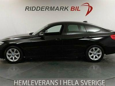 begagnad BMW 320 Gran Turismo d xDrive GT Steptronic Drag PDC Nyservad EU6 190hk