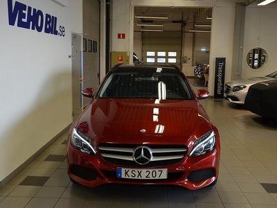 begagnad Mercedes C220 Panorama, Burmester, Multibeam
