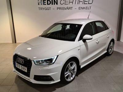 begagnad Audi A1 1.0 TFSI S - LINE / PROLINE / ULTRA