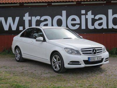 begagnad Mercedes C220 CDI 170hk Ny Bes. S & V
