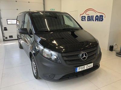 begagnad Mercedes Vito 114 CDI AUT LÅNG