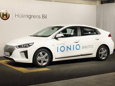 begagnad Hyundai Ioniq Electric AEEV PremiumPlusEco