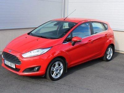 begagnad Ford Fiesta Titanium Aut,V-hjul,Klimat