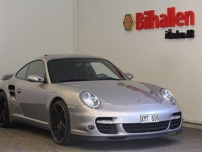 begagnad Porsche 997 Turbo / Cargraphic 580