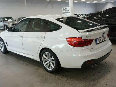 begagnad BMW 320 Gran Turismo d xDrive M-Sport 19'' Drag HiFi Backkamera Rattvärme