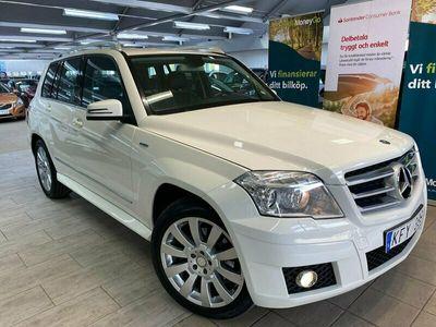 begagnad Mercedes GLK220 (170hk) CDI*Nybesk*Dragkrog*1.99%*