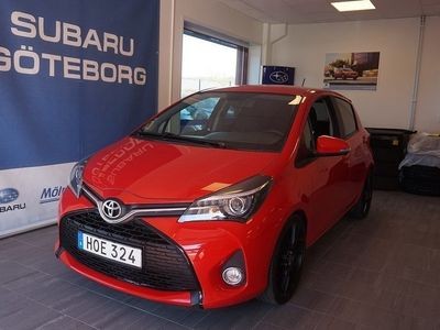 used Toyota Yaris 1.33 Style 5dr (100hk)