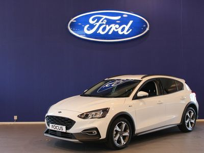 begagnad Ford Focus Active 1,0 EcoBoost 125hk 8-vxl Auto Dahlqvists Edt