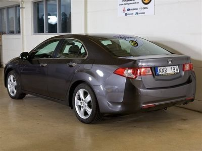 begagnad Honda Accord 2.2 i-DTEC Sedan (150hk)