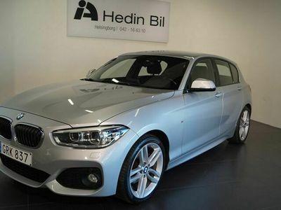 begagnad BMW 118 1 - serien d xDrive 5 - door M Sport / / Dragkrok - 150hk