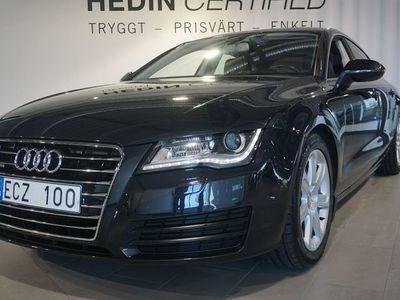 used Audi A7 2,8 FSI V6 Quattro Head-Up
