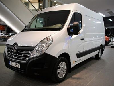begagnad Renault Master Skåp phII 2,3dCi 135 L2H2 fr 2015, Transportbil 189 500 kr