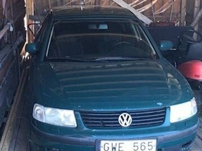 begagnad VW Passat 1.9 TDI -97