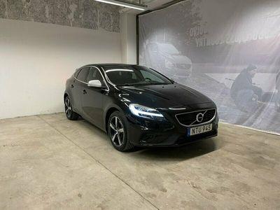 begagnad Volvo V40 D3 R-Design Edt, Garanti 24 Månader, On Call, Teknikpaket, Parkeringssensor Fram/Bak + Kamera, Navigation, Intellisafe Assist