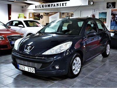 begagnad Peugeot 206+ + 5-dörrars 1.4 75hk,Servad,Bes