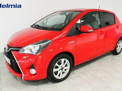 begagnad Toyota Yaris Hybrid 1,5 HSD5dr
