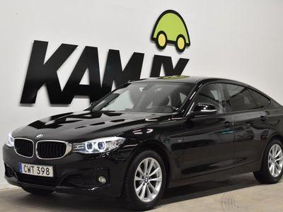 begagnad BMW 320 Gran Turismo xDrive 2.0 xDrive Steptronic, 184hk, Euro 6 S&V Hjul