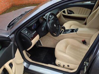 begagnad Maserati Quattroporte S