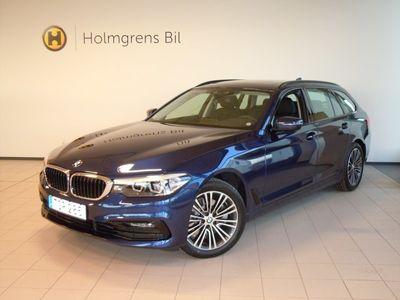 begagnad BMW 520 d xDrive Touring Sport Line Navigation