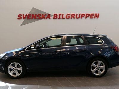 brugt Opel Astra 1.7 CDTI Sportstourer Drag Aux Isofix