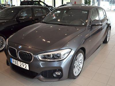 begagnad BMW 118 i M-Sport (Kampanj)