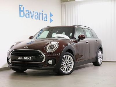 begagnad Mini Clubman Salt JCW Interiör Paket Harman/Kardon