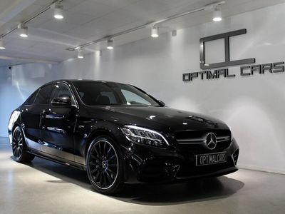 begagnad Mercedes C43 AMG AMG4MATIC AMG Facelift