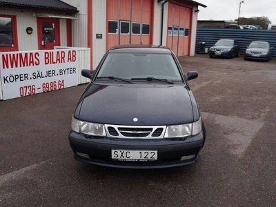 begagnad Saab 9-3 5-dörrar 2.0 T/ Full servad/ bes