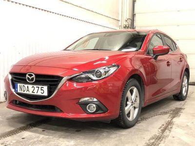 begagnad Mazda 3 2.0 5dr