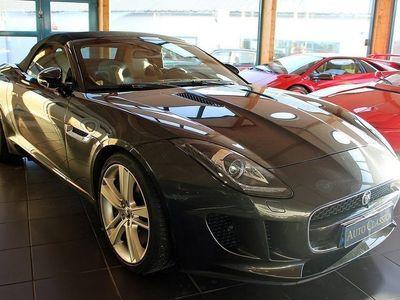 brugt Jaguar F-Type V6 S Cab
