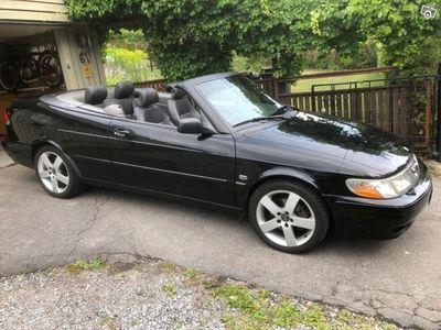begagnad Saab 9-3 Cabriolet 2.0t -99