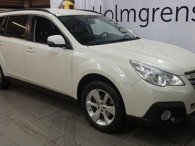 begagnad Subaru Outback 2.5i CVT Boxer-CNG (173hk)