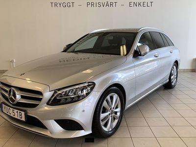 begagnad Mercedes 220 C-Klassd Avantgarde, Backkamera, Drag