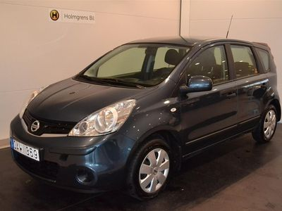 begagnad Nissan Note 1.5 dCi DPF (90hk) -13