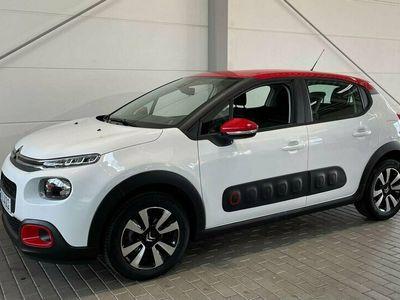 begagnad Citroën C3 1,2 PureTech FEEL 82 Hk