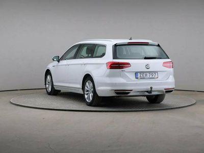 begagnad VW Passat GTE SC Dragpkt Värmare Activeinfo Safetech
