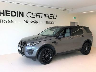 begagnad Land Rover Discovery Sport SE Comfort Edition 180Hk