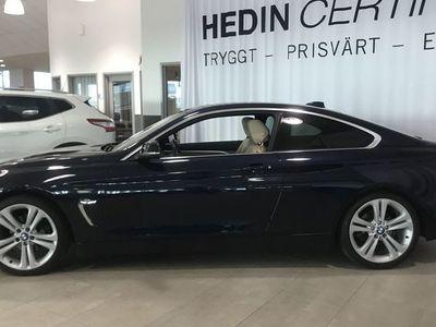 begagnad BMW 420 D Coupe Taklucka V-Hjul