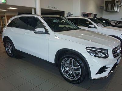 begagnad Mercedes GLC220 220 D 4MATIC SUV