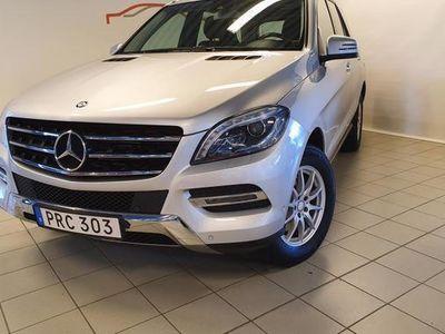 begagnad Mercedes 350 ML BenzBlueTEC 4M 4MATIC 7G 2014, SUV 299 000 kr