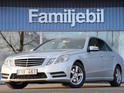 begagnad Mercedes E220 CDI BE (170hk) AMG/Avantgarde/Automat/Sv-Såld
