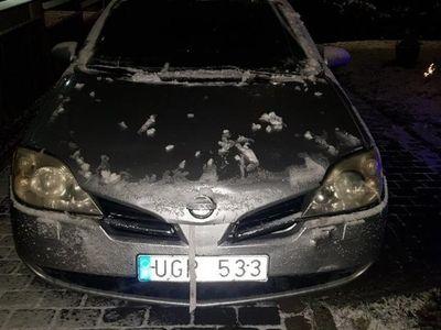 begagnad Nissan Primera LÅG MIL