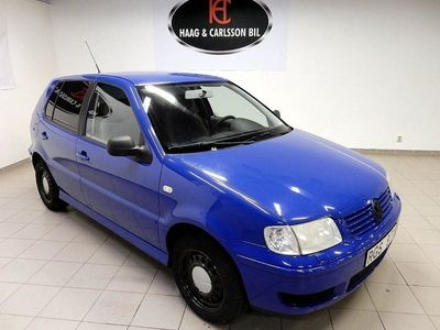 used VW Polo 1,4 MPI