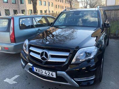 begagnad Mercedes GLK220 CDI 4MATIC 7G-Tronic
