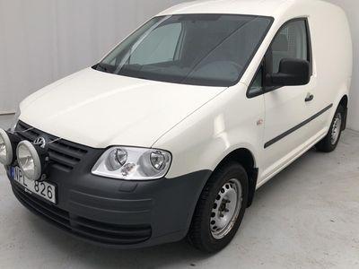 begagnad VW Caddy 1.4 Skåp (80hk)