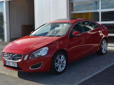 begagnad Volvo S60 DRIVe Momentum 2012