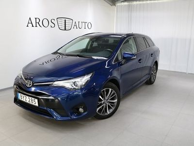 begagnad Toyota Avensis Kombi 1.8 Euro 6 Active+ 147hk