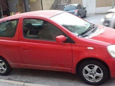 used Toyota Yaris 1,3 terra -05