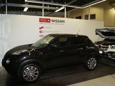 begagnad Nissan Juke Tekna Sunroof 1.2 DIG-T Euro 6 115hk LÅG SKATT!!