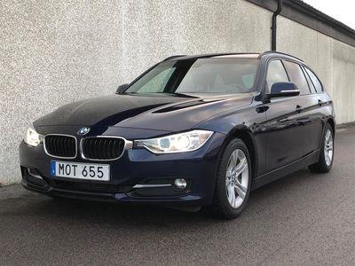 begagnad BMW 320 d Touring Aut Sport Line